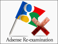 Adsense Re-examination