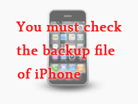 iBackupBot for iTunes